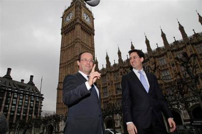 Hollande ne s'y est pas trompé en allant rassurer la city of london tout en disant le contraire dans ses meetings électoralistes en France.