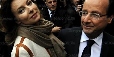 Le nouveau couple judéo-maçonnique à l'Elysée.