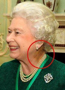 La reine mère des Illuminati.
