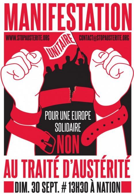 L'Europe solidaire est une vue de l'esprit! Non à cette construction européenne!