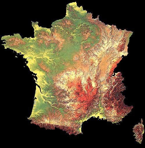 La France ce doux et magnifique pays.