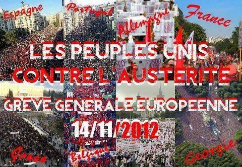 Les peuples d'Europe doivent se lever ensemble pour faire tomber cette dictature!