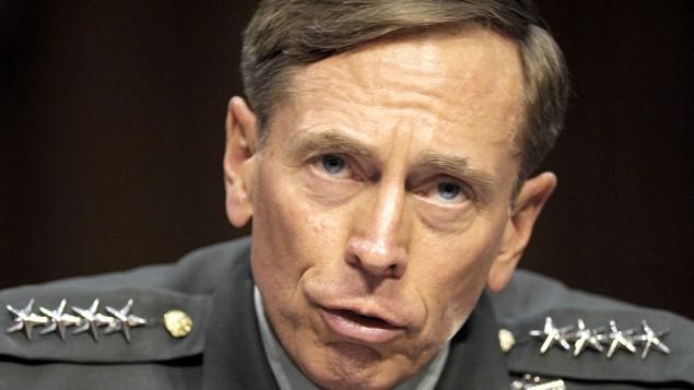 Un général trop mou pour le lobby sioniste.