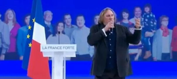 Un bouffon du roi...et de la France forte.