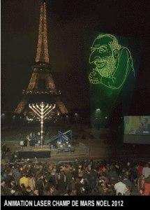 Les juifs vont faire la fête...