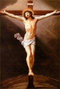 L'humanité crucifiée
