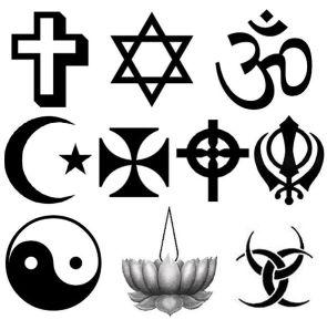 Toutes les religions sont issues du même moule de pensée.