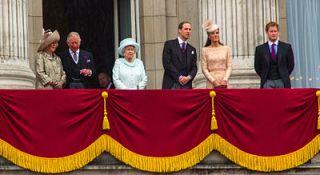 La monarchie occidentale dominante.