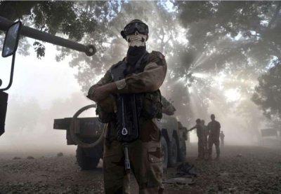 Ce n'est plus pour la France que ce soldat combat mais pour la mort...
